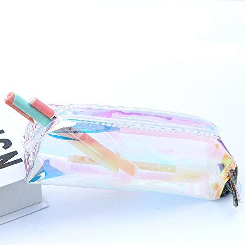 Bolso almacenamiento estudiantes estuche lápices