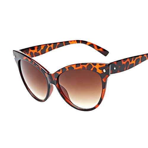 ZODOF Gafas De Sol De Las Sombras De Ojo De Gato De Las Mujeres De La a289f62f2a8e