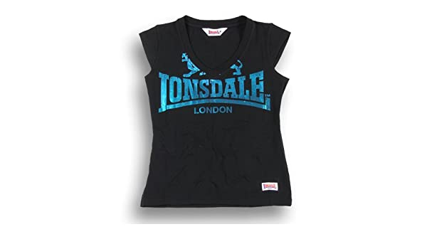 Lonsdale Womens Jenny T-Shirt