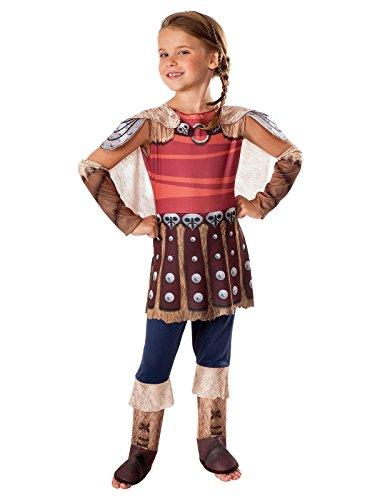 henzähmen Leicht Gemacht Astrid Kinderkostüm Lizenzware Bunt M (Astrid Kostüme)