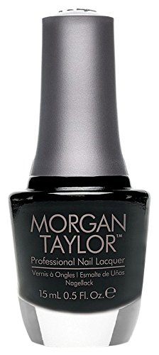 Morgan Taylor Little Black Dress 15 ml Nail Lack