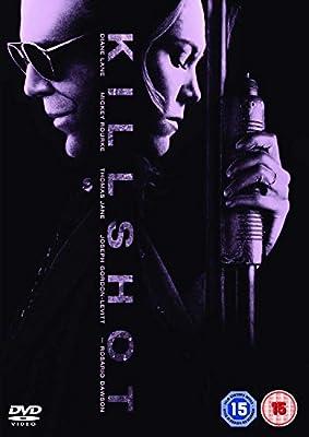 Kill Shot [DVD] (15)