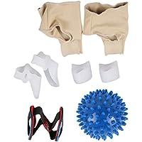 Healifty Bunion Relief Kit Toe Separator Große Toe Glätteisen und Bunion Protection Sleeve Set 5 STÜCKE preisvergleich bei billige-tabletten.eu