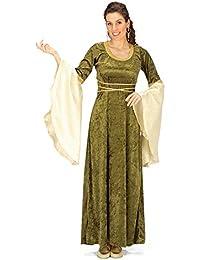 Moyen Âge - Robe Médiévale Mademoiselle - Déguisement Femme