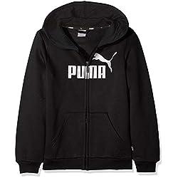 Puma ESS Logo FL Sweatshirt...