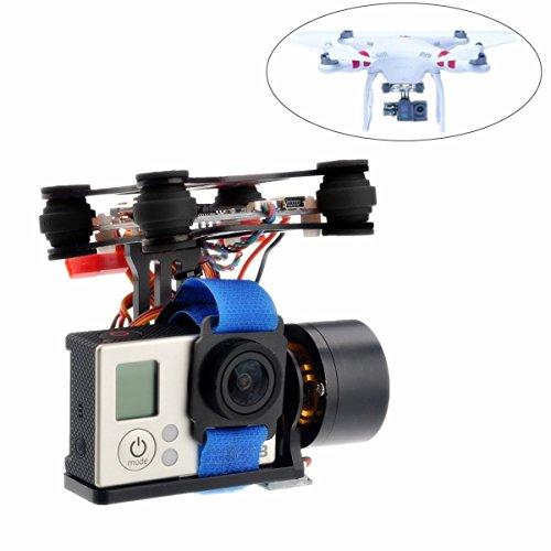 Crazepony-UK 2-Axis Brushless Gimbal Camera with Motor