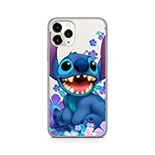 ERT GROUP Original Disney Mobile Phone Case Stitch 001 iPhone 11 PRO MAX Multi-Coloured