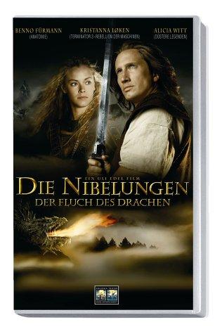 Die Nibelungen - Der Fluch des Drachen [VHS]