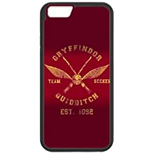 iPhone 6 4.7 Inch & iPhone 6s 4.7 Inch Cell Phone Case Black Harry Potter alma mater Gryffindor Custom Case Cover WDGI09632