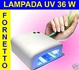 UV Lampe Lichthärtungsgerät Nail Art 36W