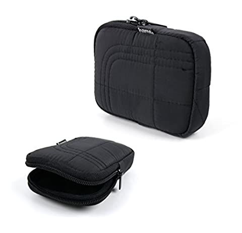 DURAGADGET Water Resistant Protective Shell Case With Belt Loop For