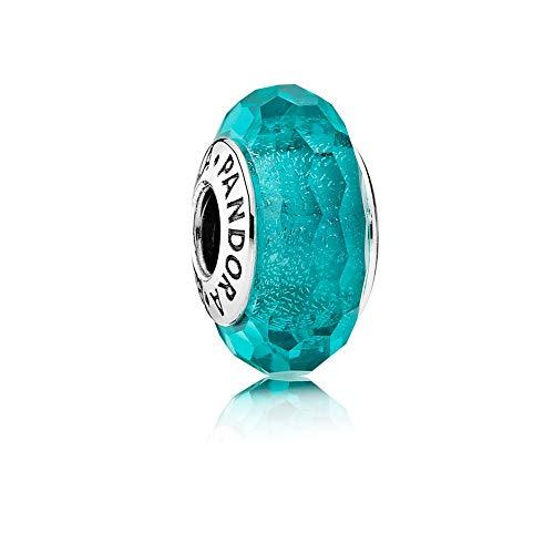 Pandora Damen Moments Charm Sterling Silber Muranoglas 791655