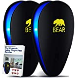 Ultrasonic Pest Repeller | UPGRADED DUAL 2018 PACK Fast Mouse and Rat Indoor