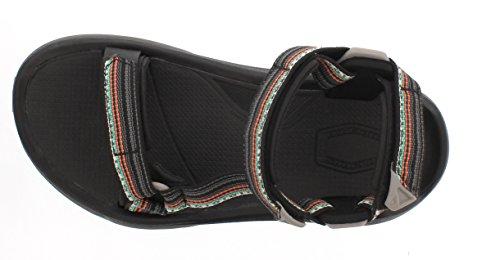 Teva Damen Terra Fi 4 Ws Sport-& Outdoor Sandalen Schwarz (la Manta Black 525)