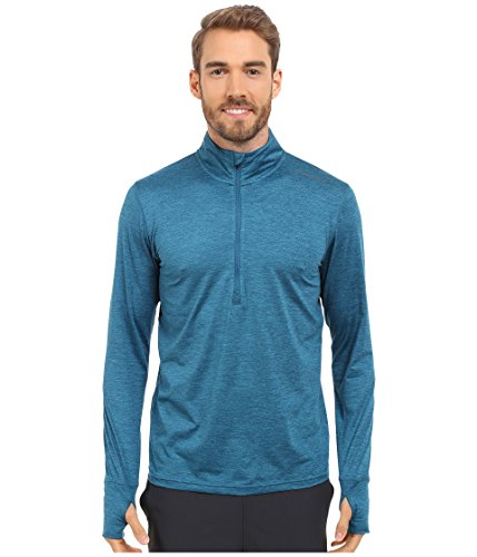 Brooks Dash 1/2 Zip Jacke Herren Gr. L, Heather River -