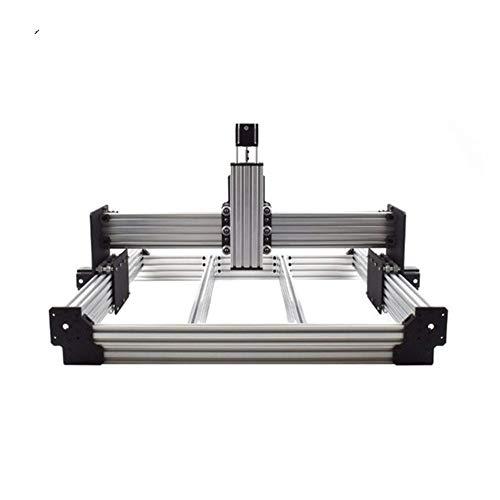 WorkBee CNC Mechanische Kit OX CNC Kit Upgrade Version DIY CNC Graviermaschine, CNC Fräsmaschine, Carving Werkzeugmaschine Größe: 500 * 750 MM/Gravur Größe: 300 MM * 520 MM