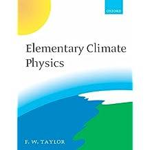 Elementary Climate Physics