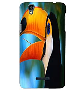YU YUREKA PLUS BIRD Back Cover by PRINTSWAG