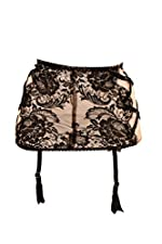 Agent Provocateur Frauen Soiree Adelia Roll On Suspender S Schwarz/Gold