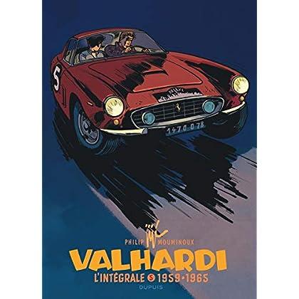 Valhardi Intégrale - tome 5 - L'intégrale 1959-1965