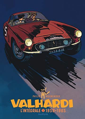 Dernier livre Valhardi Intégrale - tome 5 - L'intégrale 1959-1965 PDF