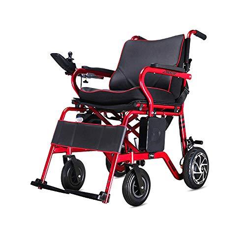 Carico 150kg Potenza 250w Facile Da Usare Motorino Automatico Intelligente Portatile Pieghevole Sedia A Rotelle Elettrica Per Disabili A Quattro Ruote Sedia A Rotelle Bmsa Com Mx