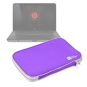 Housse/étui violet de protection pour HP Pavilion G6 et Asus GL552VW-DM594T - Ordinateur portable