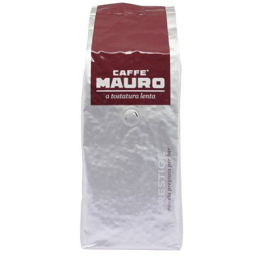 Mauro Espresso Prestige Bohnen, 1er Pack (1 x 1 kg)