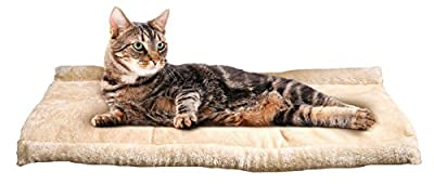 eFast KITTY SHACK 2 IN 1 SELF HEATING PET TUNNEL BED & MAT CAT DOG PORTABLE HOT & WARM from E-Fast®