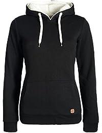 DESIRES Derby Pile Hood - Sweater à capuche - Femme