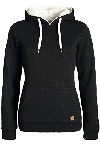 55b4a515da5967 DESIRES Derby Pile Damen Winter Pullover Kapuzenpullover Hoodie Sweatshirt  mit Kapuze und Teddy-Fell