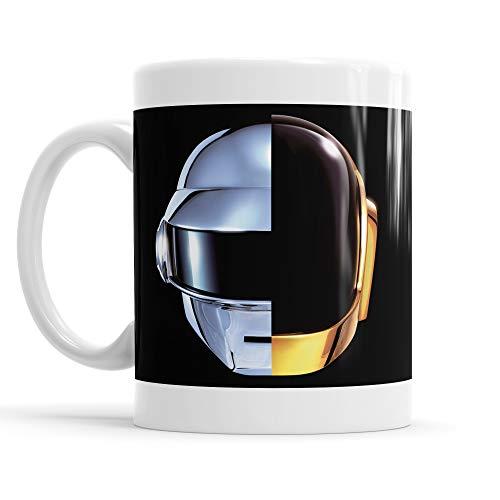 LaMAGLIERIA Tasse Mug Daft Punk - Tee/Kaffee-keramiktasse