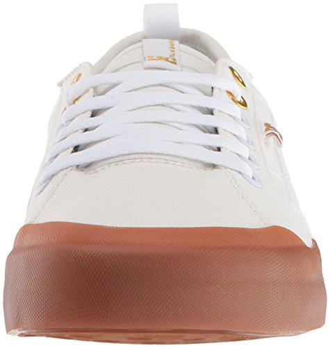 DC – -Uomini Evan Smith S Low Top Scarpe Casual Off White/Gum