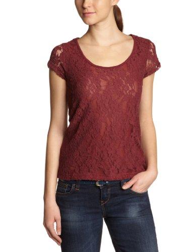 Blend Damen T-Shirt 4800 Regular Fit Rot (250)