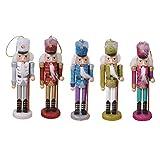 Hölzerner Marionette traditioneller König Nussknacker   Sammlerstück Nussknacker aus Holz   Feiertagsdekor   Weihnachts-Handwerks-Ausgangsdekorations-europäisches Art-Marionetten-Spielzeug