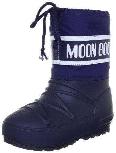 Moon Boot, Moon Boot Pod, Stivali, Unisex - Bambino, (Blu 003), 27/28