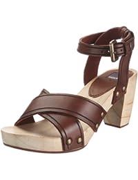 Mexx Lola - Heeled Clog Sandal F7RE0093 Damen Sandalen/Fashion-Sandalen