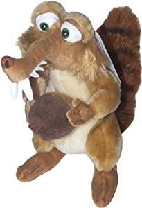 Scrat - Doudou extra doux - Peluche L'age de glace - 30cm