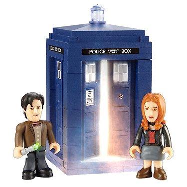 Character Options Doctor Who - Juego de construcción (Tardis y accesorios)
