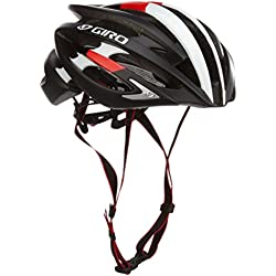 Casco de carretera Giro Aeon rojo/negro Contorno de la cabeza 51-55 cm 2014