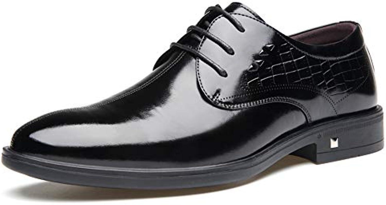 Jiuyue scarpe, 2018 Scarpe Oxford da Uomo da Lavoro, Scarpe