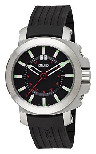 XEMEX Swiss Watch Herren-Armbanduhr CONCEPT ONE BIG DATE Ref. 6000.03