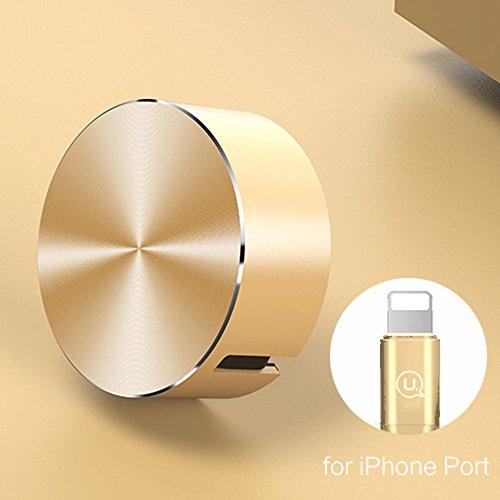 owikar Einziehbares USB-Ladekabel, tragbar Flexibles Ladekabel Data Sync Kabel für iPhone X iPhone 876S 5S 5SE iPhone 6Plus 7Plus 8Plus Magnetische Organisatoren