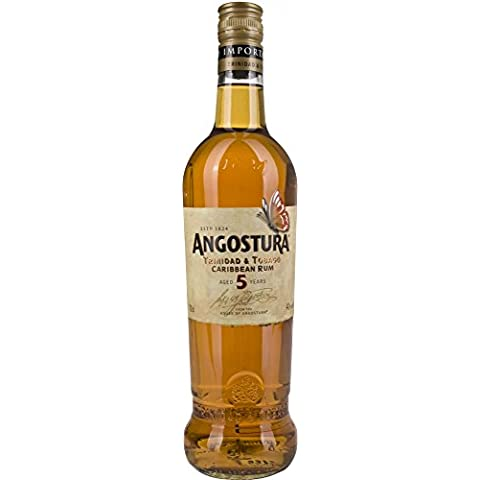 Angostura 5 Year Old Rum 70cl [Wine]