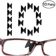 Luff Pastillas de Silicona de 2.5mm Antideslizantes Gafas Adhesivas Blandas / Gafas de Sol /