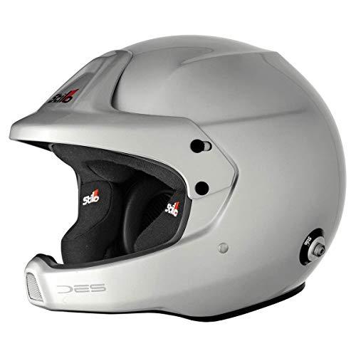 Stilo aa0210cg2m54WRC des composito Electro pista casco, 54