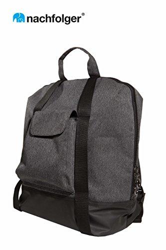 nachfolger® HY5 / HY5.1 Travel Bag I Hochwertige Reisetasche I Rucksack 31 Liter I Autostiz Zubehör