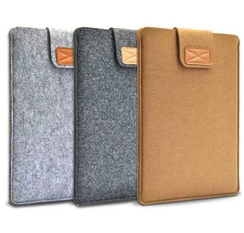 Bearlink 7.9-10'' Zoll Universelle Tablet Case Hülle Ultrabook Netbook Tasche aus Filz für iPad iPad Mini Huawei Samsung und sonstige Sleeve Bag Case Universal Wool Tablet Cover for ipad (10