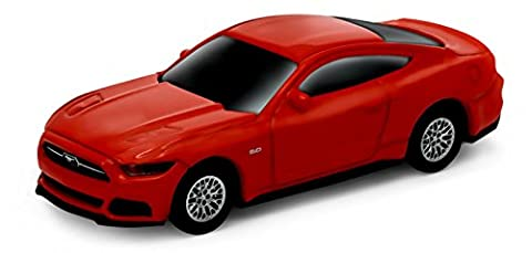 Clé USB ''Ford Mustang GT 2015'' rouge - 16 Go