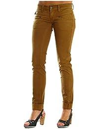 Jeans Freeman T. Porter Alexa Slim marrón